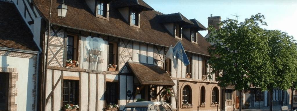 Hôtel de l'Auberge du Cheval Blanc