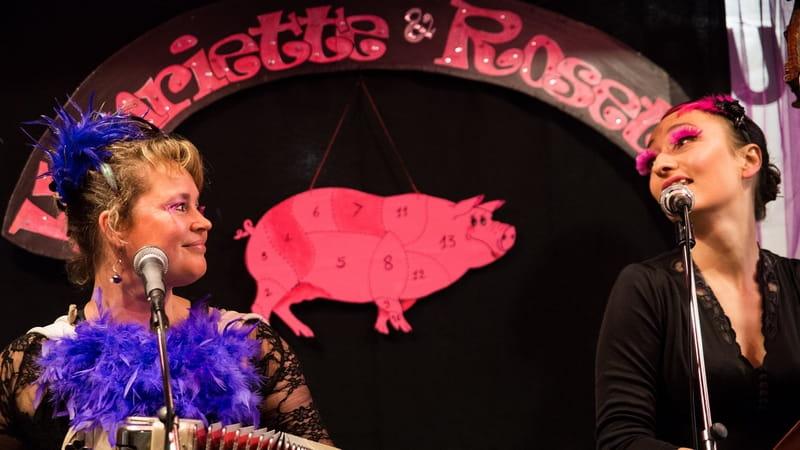 Festillésime41 - Henriette et Rosette, amour et charcuterie à Selles-sur-Cher