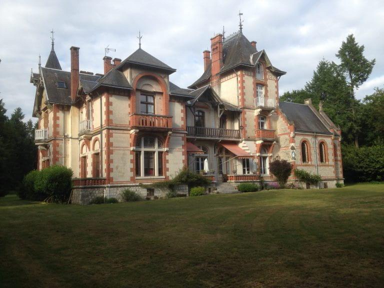 Le Château de Bois Rabot
