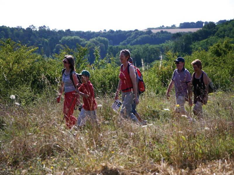 Randonnée pour le Téléthon à Selles-sur-Cher