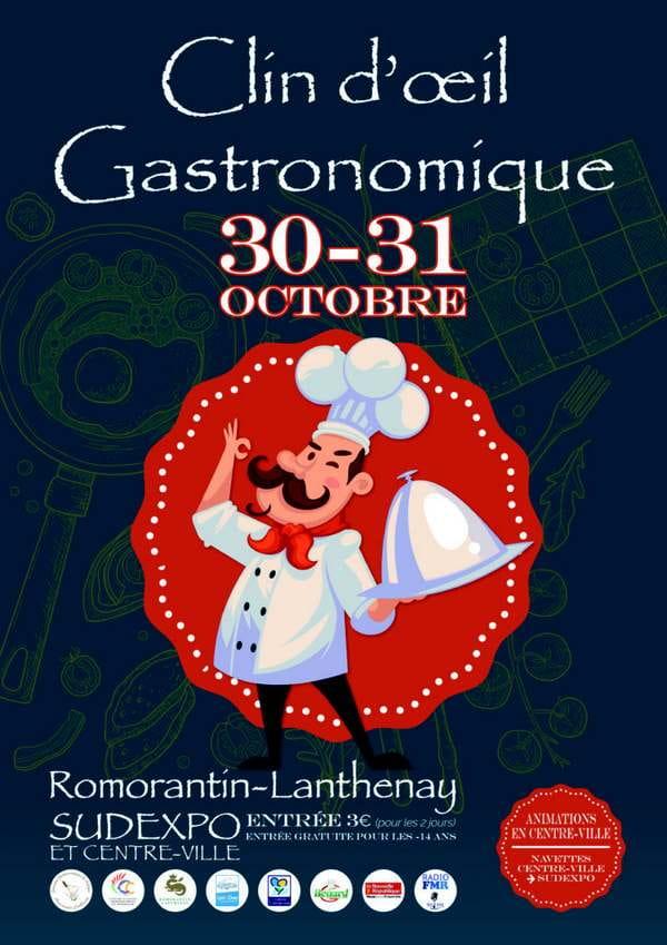 Clin d'oeil gastronomique à Romorantin-Lanthenay