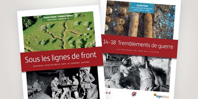 Conférence 'La géologie dans la Grande Guerre, une alliée méconnue'