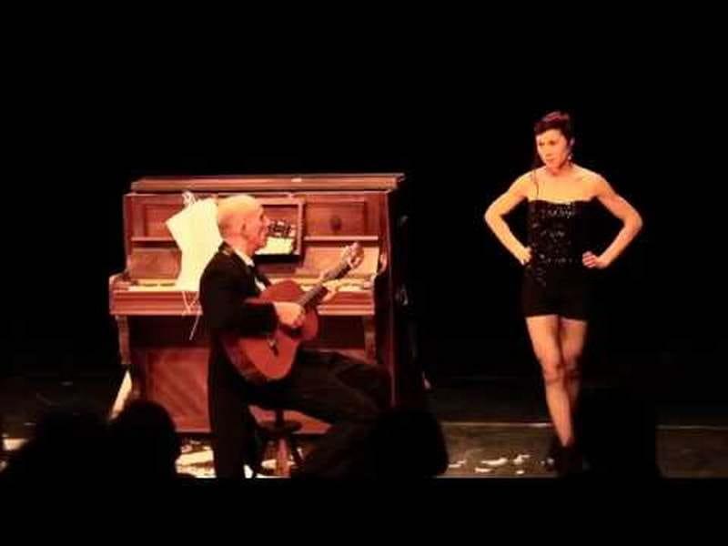 Festillésime41 - Cabaret gymnopédique