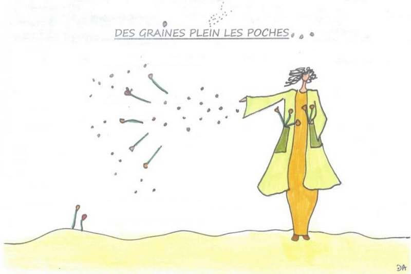 Contes et musique 'Des graines plein les poches'