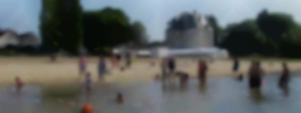 Espace de baignade à Selles-sur-Cher
