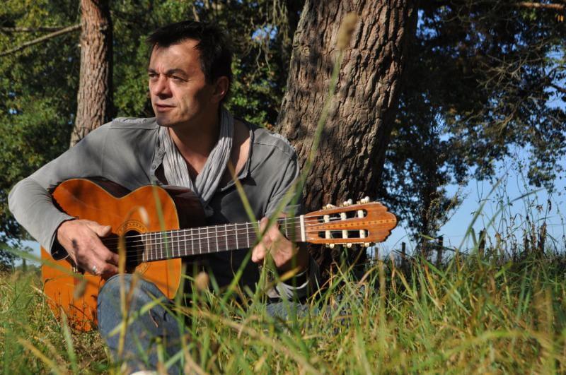 Concert Manu Benoist 'Mes plus belles chansons des autres'à Salbris