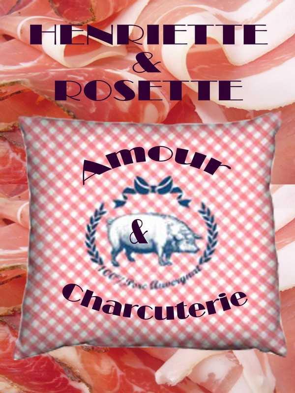 Festillésime41 - Henriette et Rosette, amour et charcuterie à la Maison du Braconnage