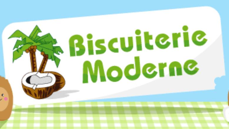 Biscuiterie Moderne