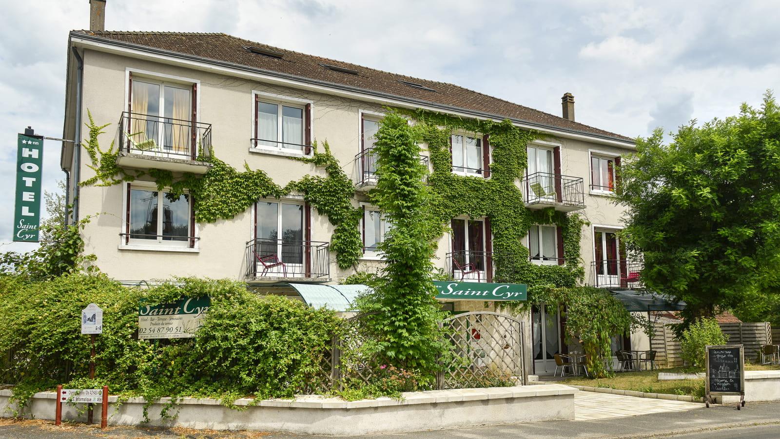 Hôtel Saint-Cyr - Location de salle et séminaire