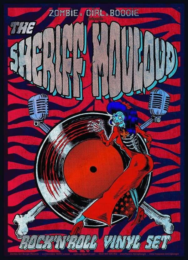 Concert Dj Sherifn roll Vinyl Set