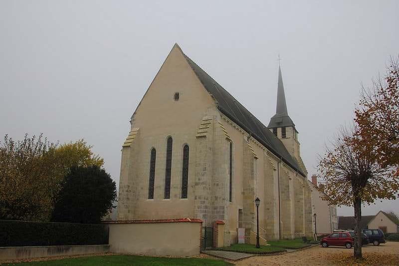 Eglise Saint-Euverte