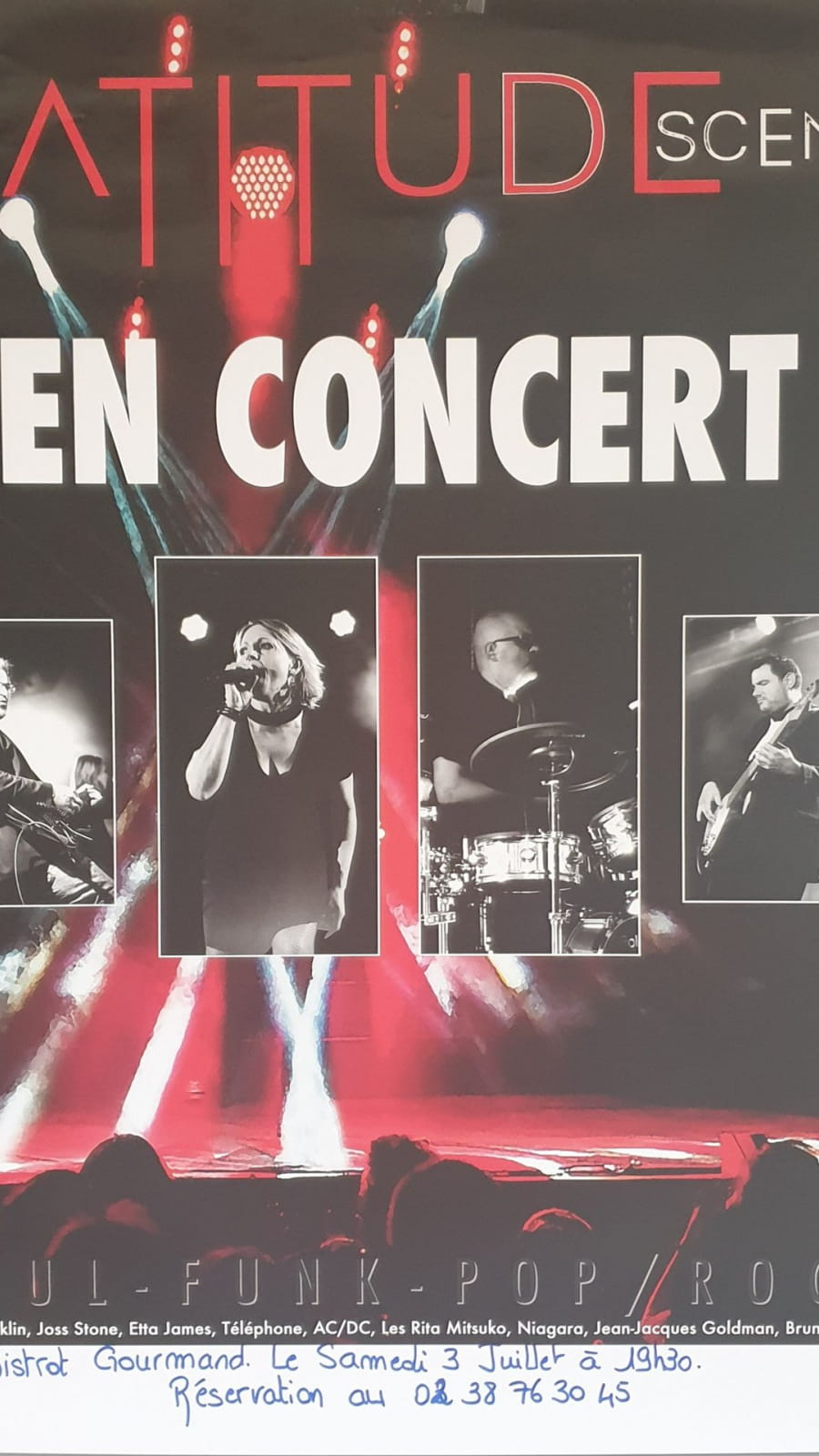 Latitude Scène en Concert _ 03 juillet 2021