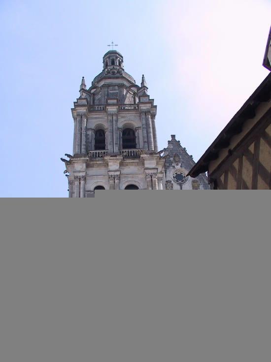 Visite de l'église de Selles-sur-Cher avec la Pastorale du Tourisme