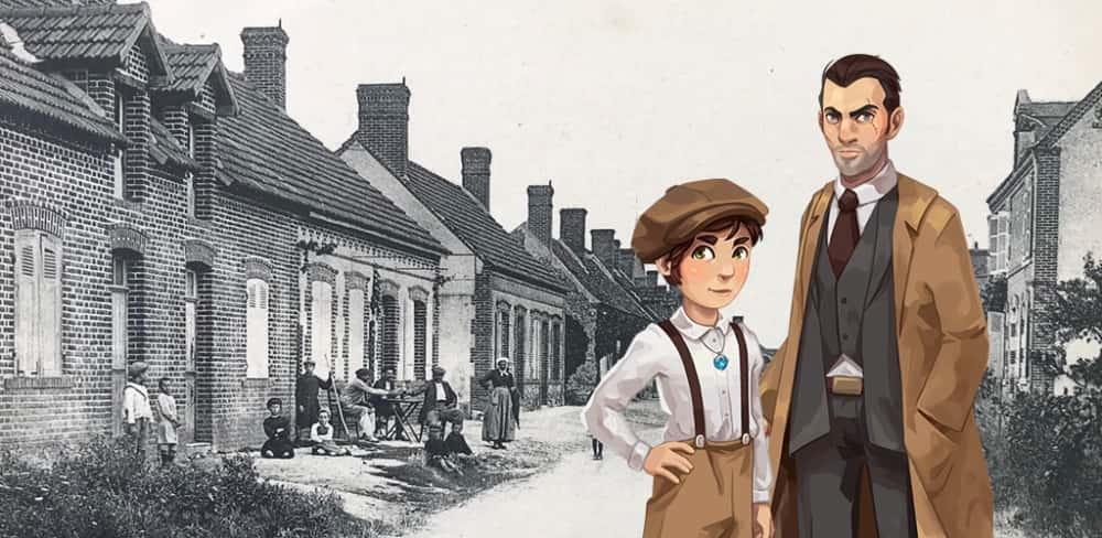Explor'Games® Gustave et le mystérieux pendentif - Les secrets de Villeny - 2,8 km