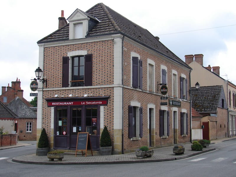 Restaurant Le Sécalonia