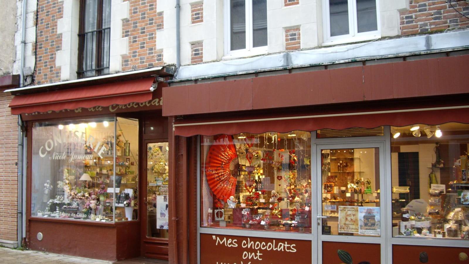 La Maison de la Dragée et du Chocolat
