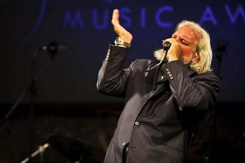 Concert 'Johnny Sansone' à la Maison du Blues
