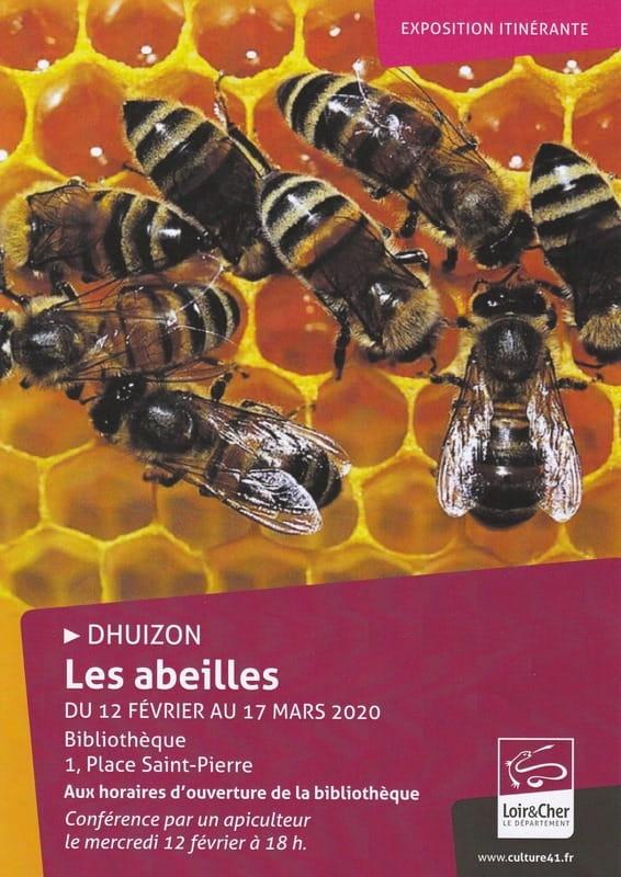 Exposition itinérante 'Les Abeilles'