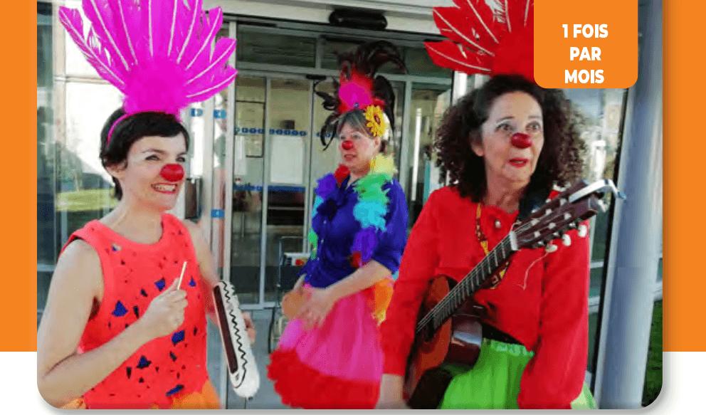 Les Clowns Nobobo