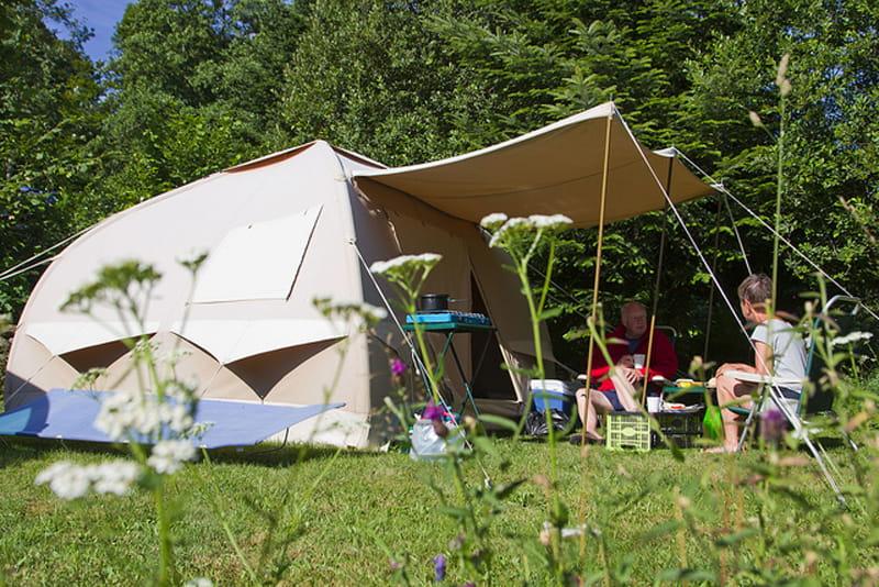 Camping Les Saules / Châtres