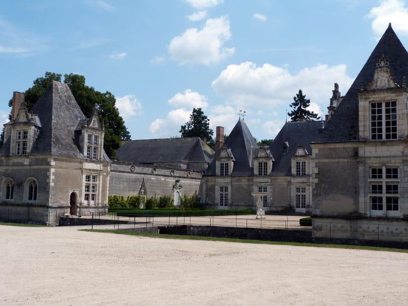 Concours d'attelages canins au Château de Villesavin