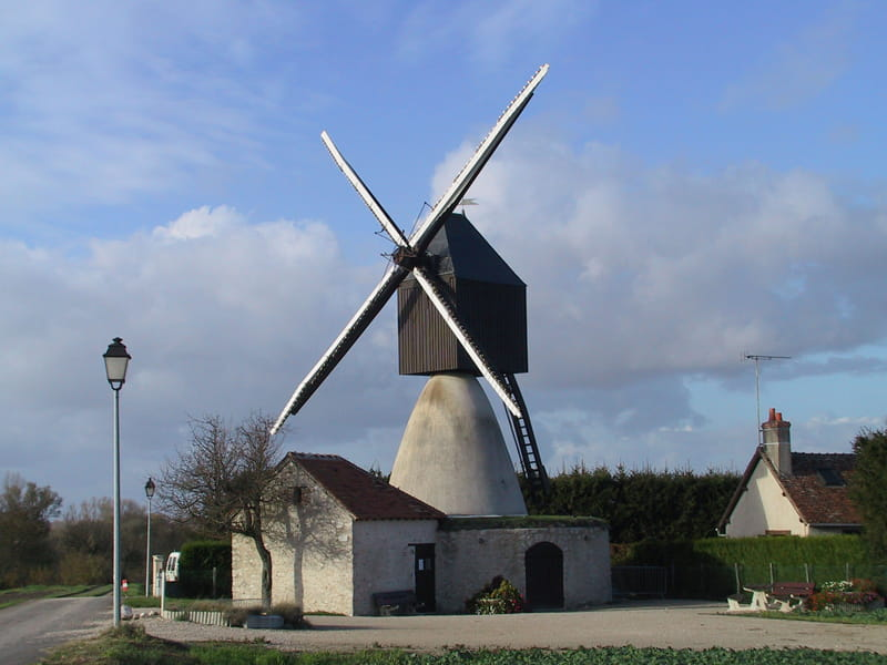 Moulin Saint-Jacques