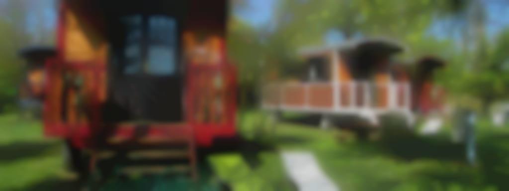 Camping de Gien 3* - Site & Paysage -