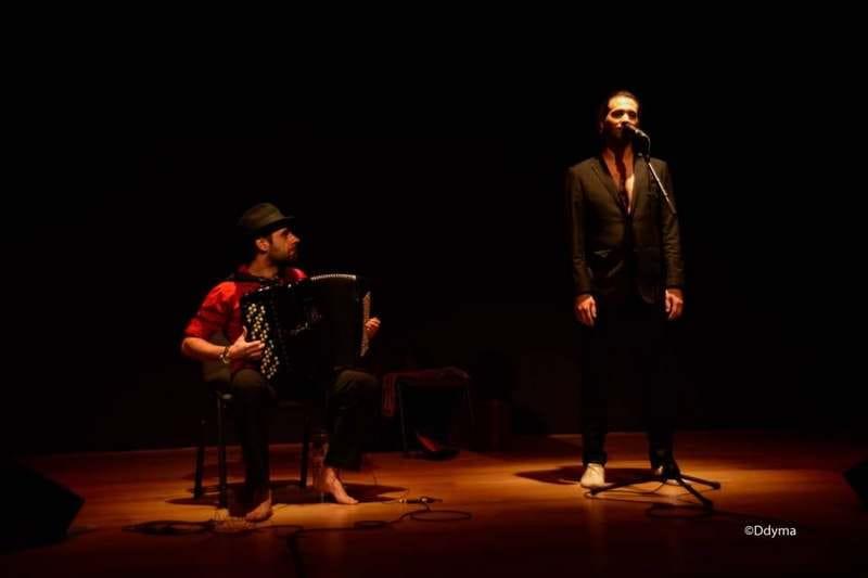 Duo Cabaret 'L'enfant sauvage'