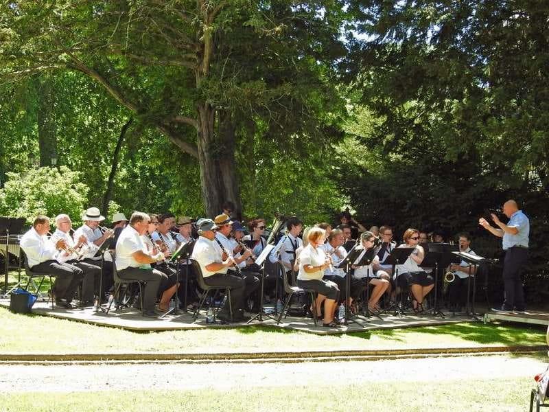 Concert de L'union musicale