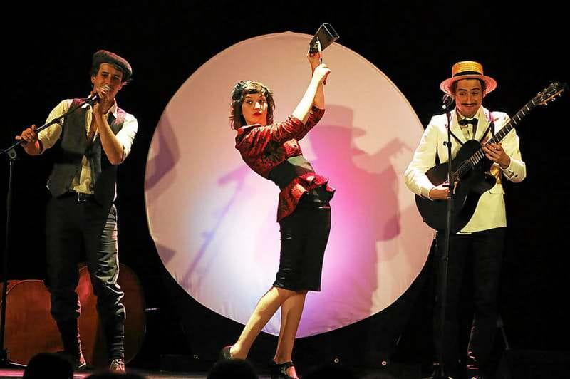 Concert cabaret swing 'Jour de fête'