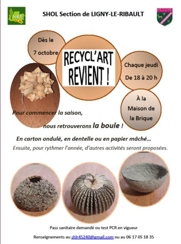 Recycl'Art Revient !