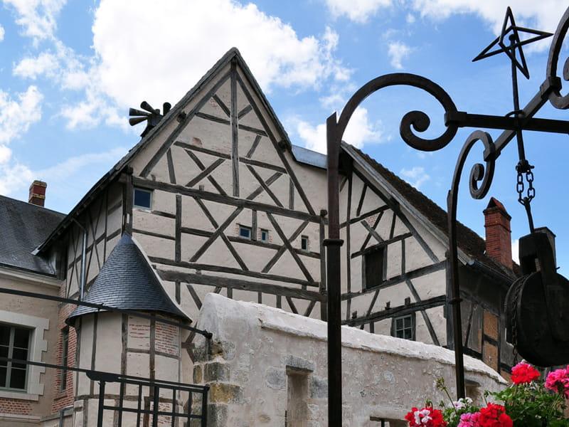 Journées Européennes du Patrimoine : visite guidée de la cité médiévale de Mennetou sur Cher