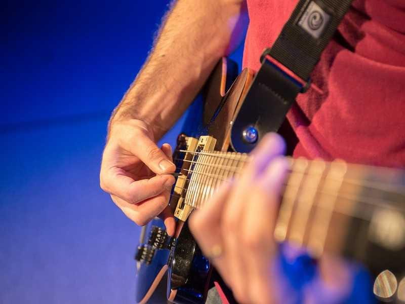 Concert Neal Black et the Healers à la Maison du Blues