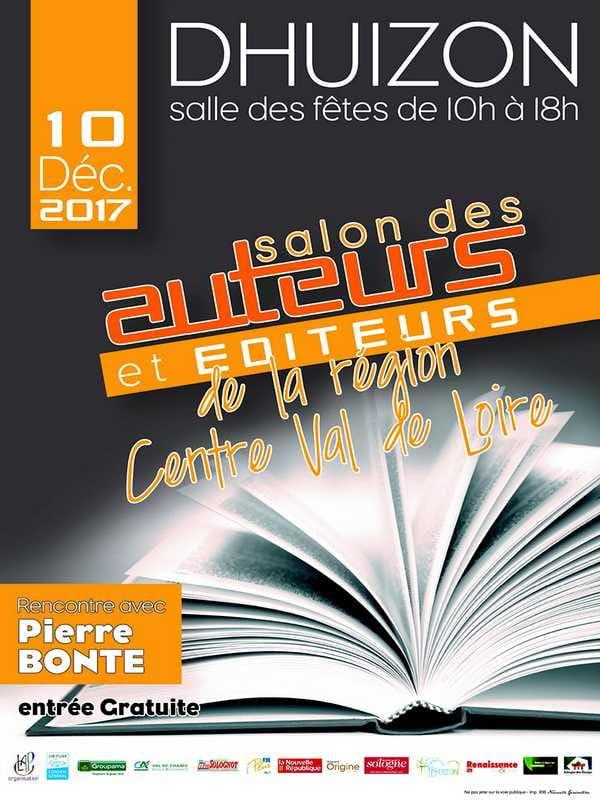 Salon des auteurs et éditeurs de la Région Centre