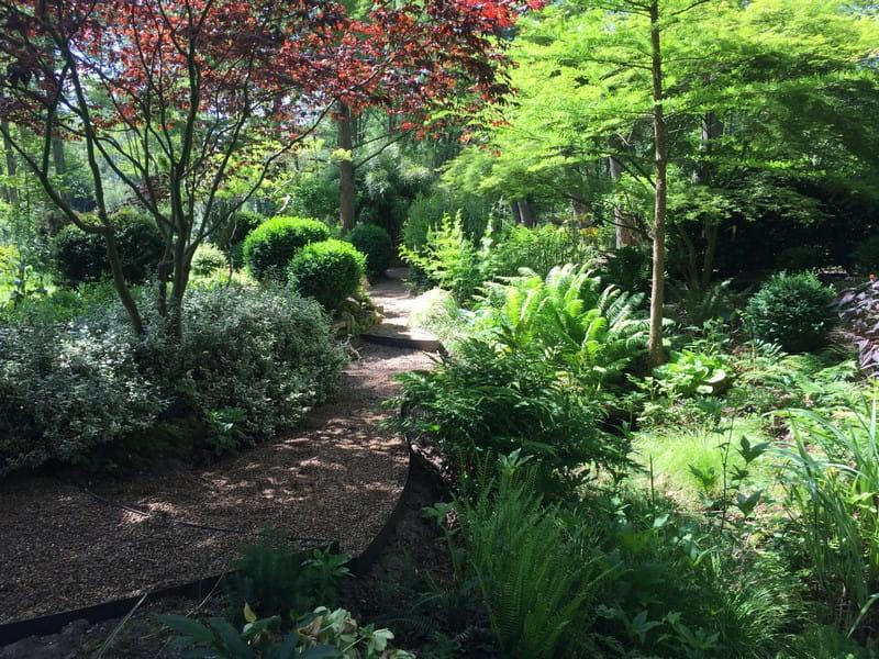 Arboretum de la Chavannerie