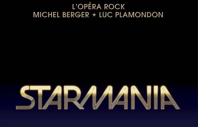 Opéra rock 'Starmania'