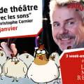 Stage de théâtre 'Jouez avec les sons' - Le Grand Méchant Renard
