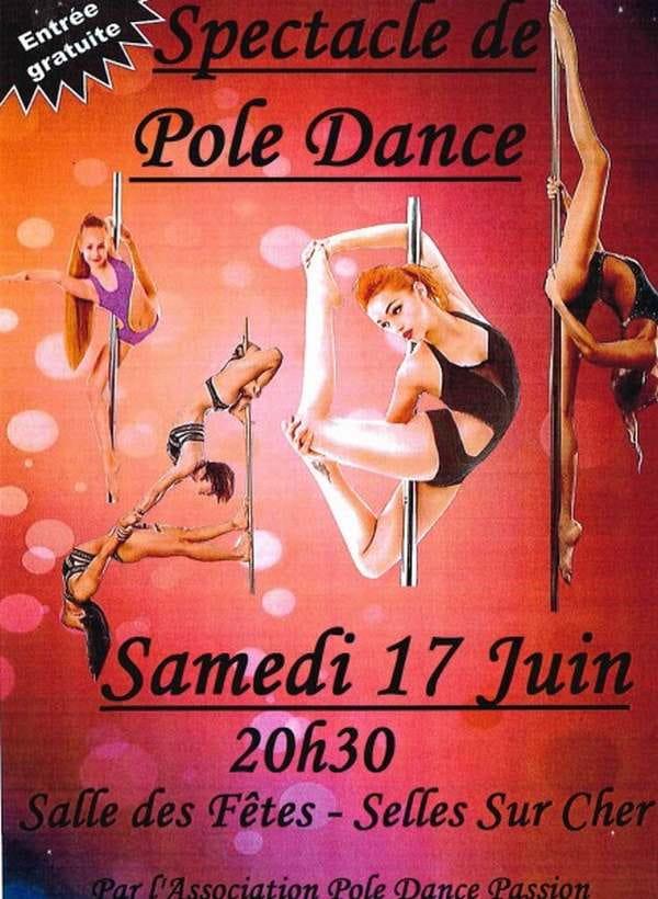 Spectacle de Pole Dance
