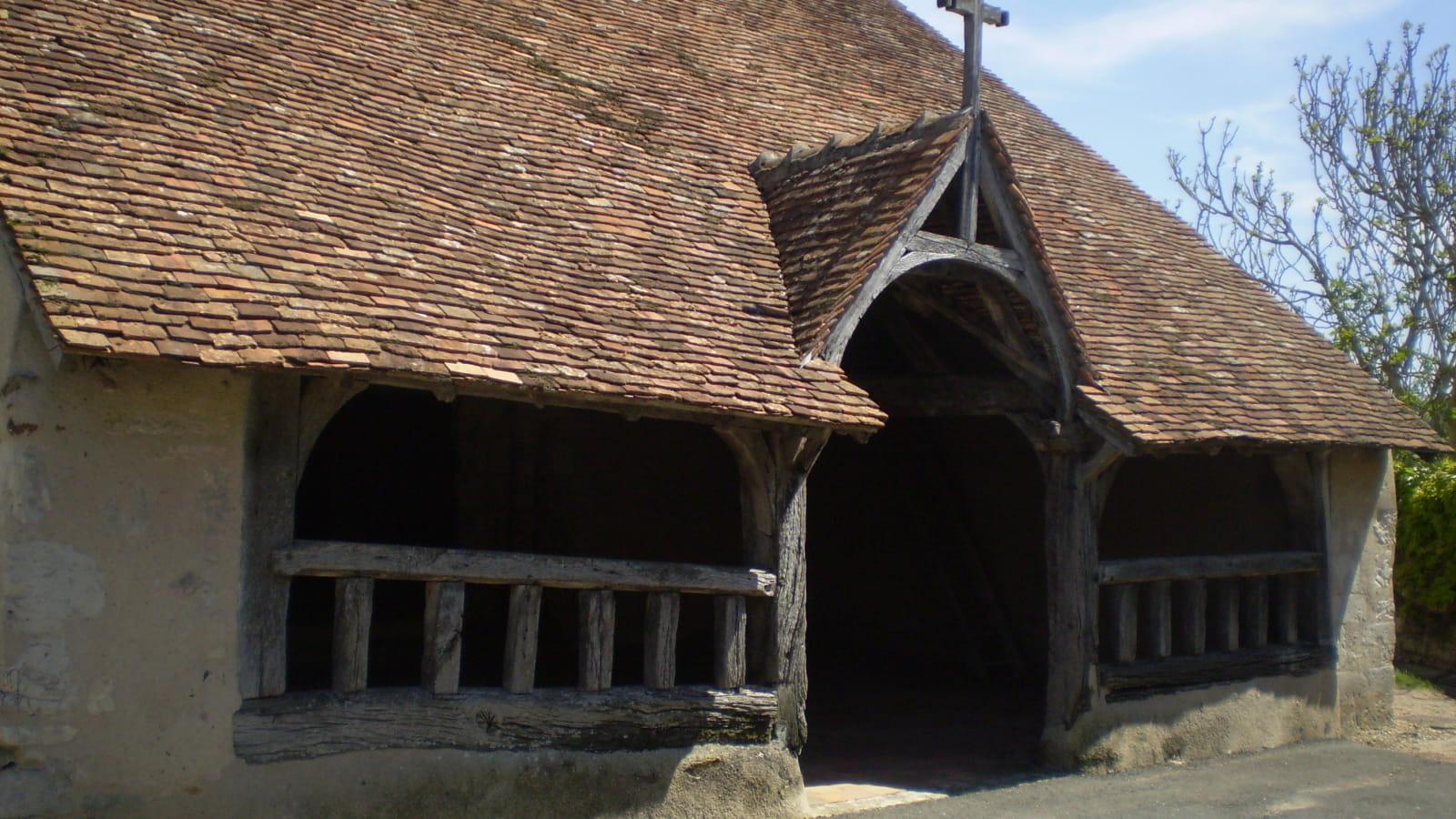 Visite guidée des églises - Eglise Saint Etienne - Lion en Sullias