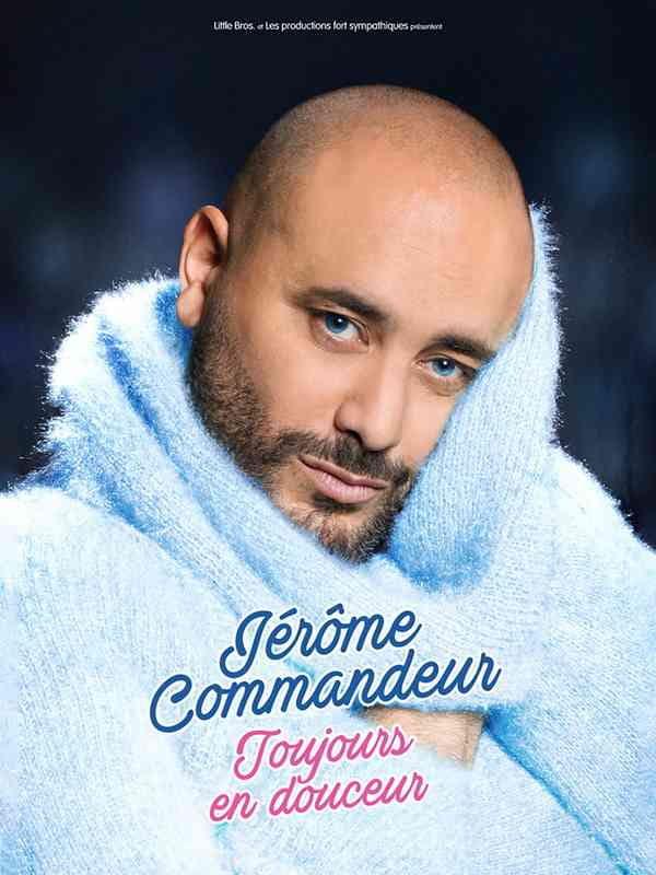 Jérôme Commandeur à Monthou-sur-Bièvre