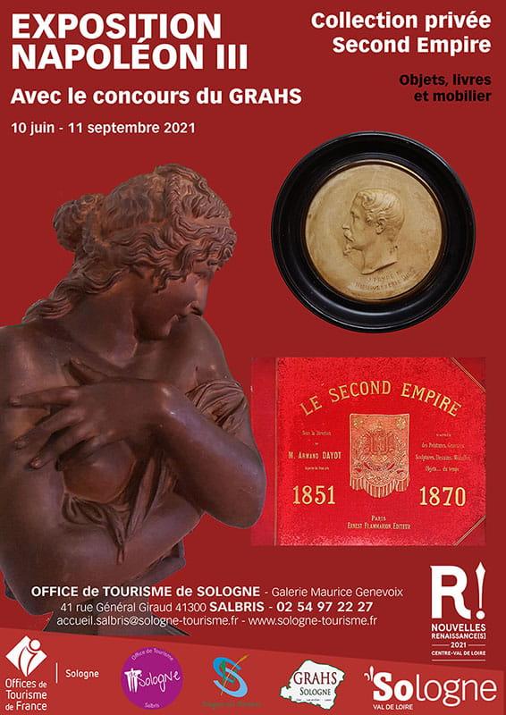EXPOSITION NAPOLÉON III à Salbris
