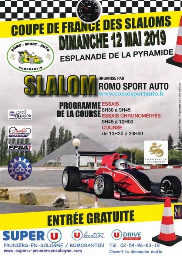 Coupe de France des slaloms automobiles