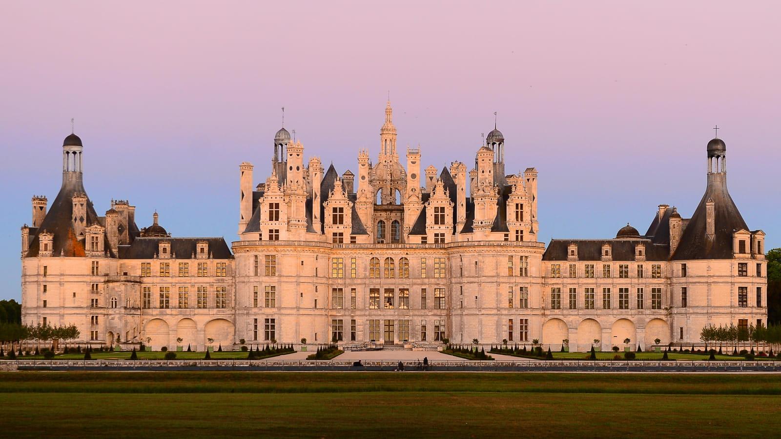 Exposition Lydie Arickx au Château de Chambord