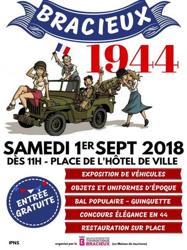 Bracieux 1944