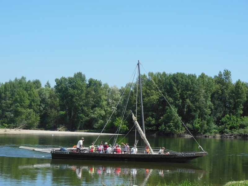 Balade contée en famille à bord d'un bateau traditionnel