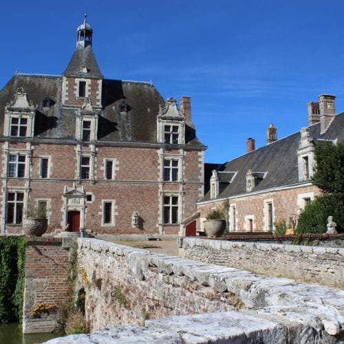 Visite Privilège du château de la Morinière
