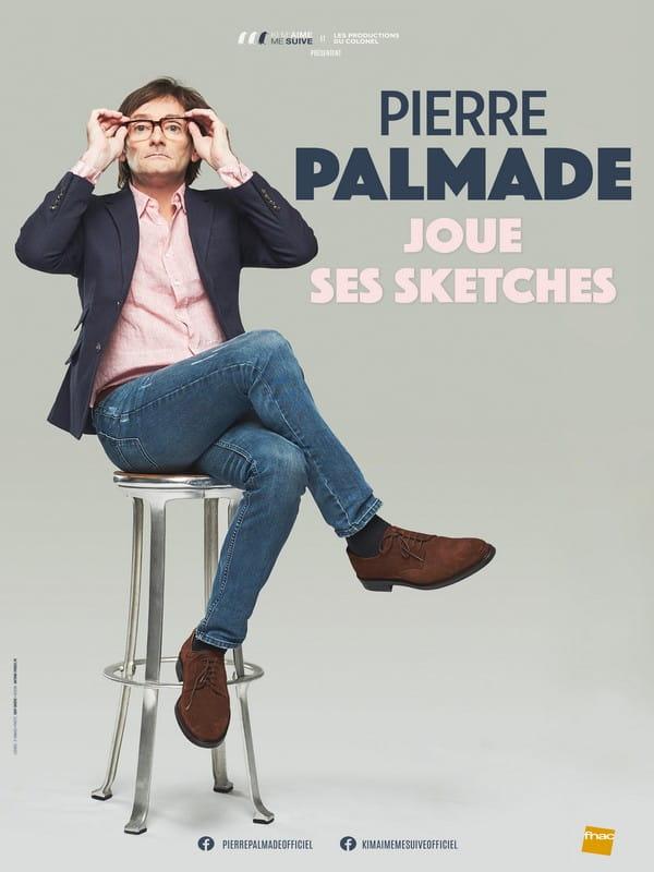 One man show 'Pierre Palmade joue ses sketches' à la Pyramide