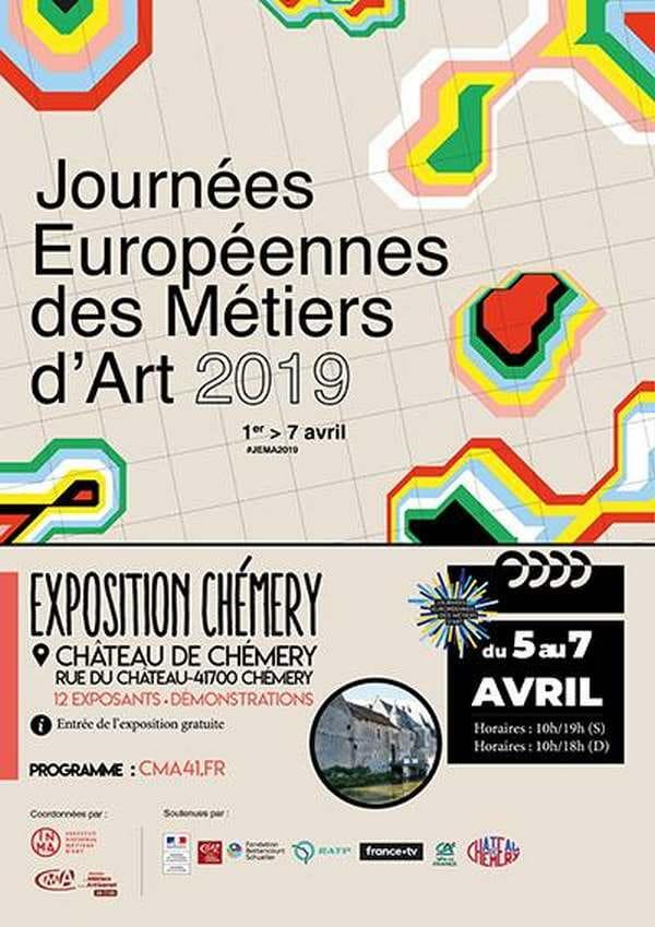 Journées Européennes des Métiers d'Art : exposition et démonstrations