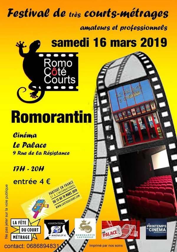 Festival de très courts-métrages amateurs et professionnels