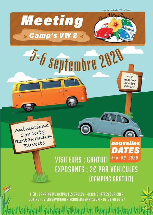 Meeting camp's VW 2